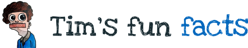 Tim's Fun Facts logo